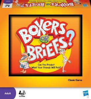 boxers or briefs board game