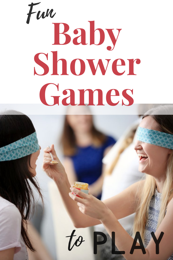 Having a baby shower is a fun way to celebrate a bundle of joy's arrival or soon-to-be arrival. While opening presents and eating yummy food are usually part of the celebration, playing games during the event can be the most fun. Here are five fun games for you to play at your next baby shower.  #babyshower #baby #shower #babyshowergames #games #showergames