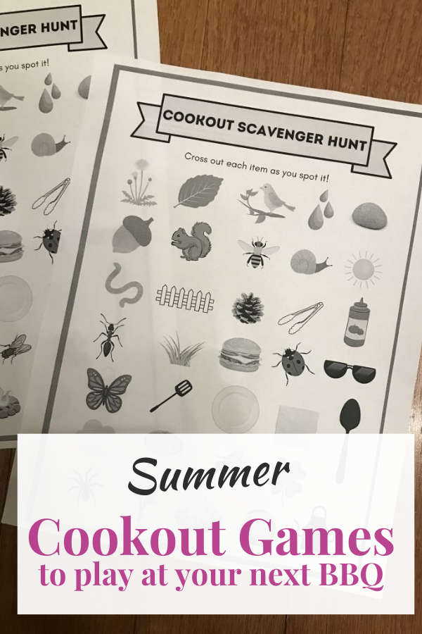 Summer is a time to get together with family and friends and enjoy the heat. One of the best ways to do this is by hosting a cookout. They are easy to organize and fun for everyone.  Even more fun, are the games your guests will enjoy! Here are a few ideas for summer cookout games to play this season.